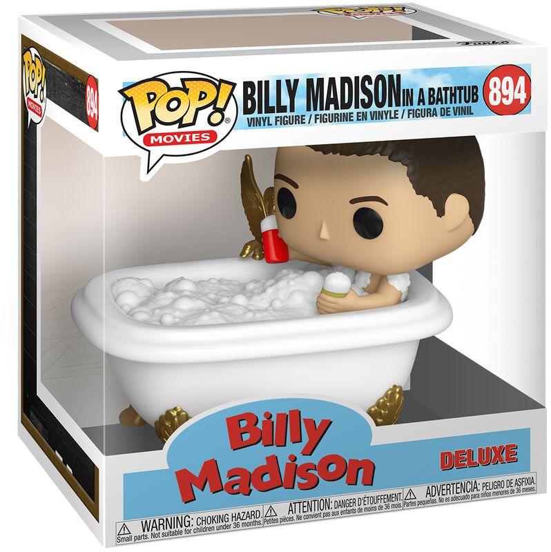 Billy Madison Billy Madison in a Bathtub (POP Deluxe) Vinyl Figur 894