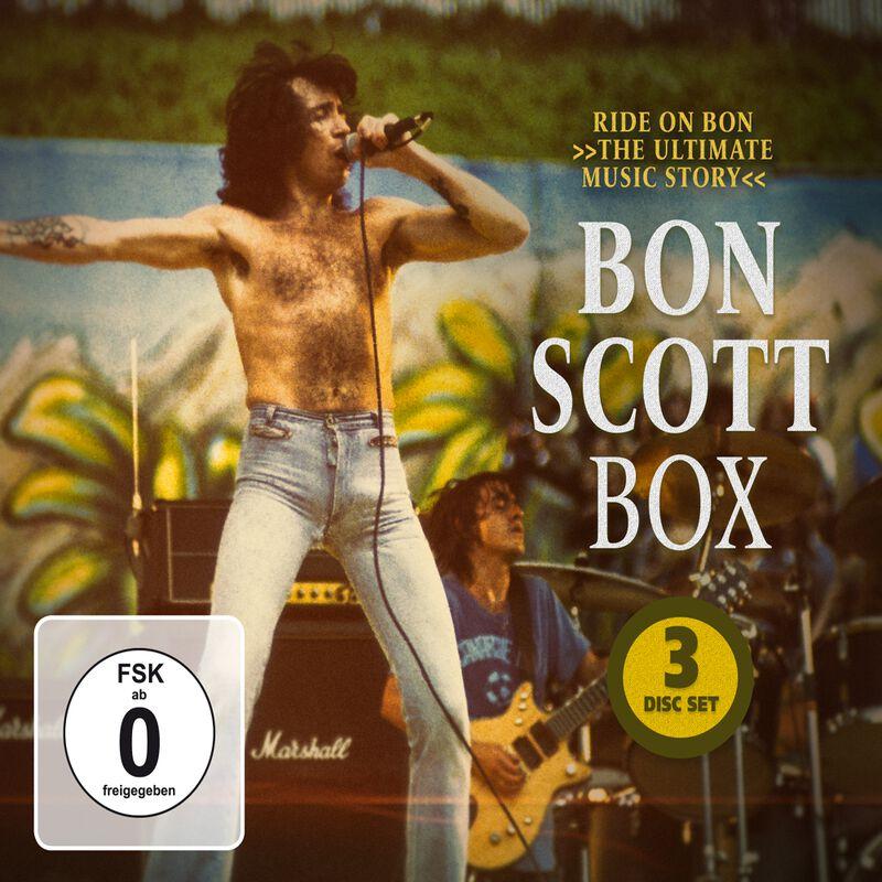 The Bon Scott Box