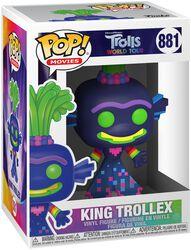 World Tour - King Trollex Vinyl Figur 881