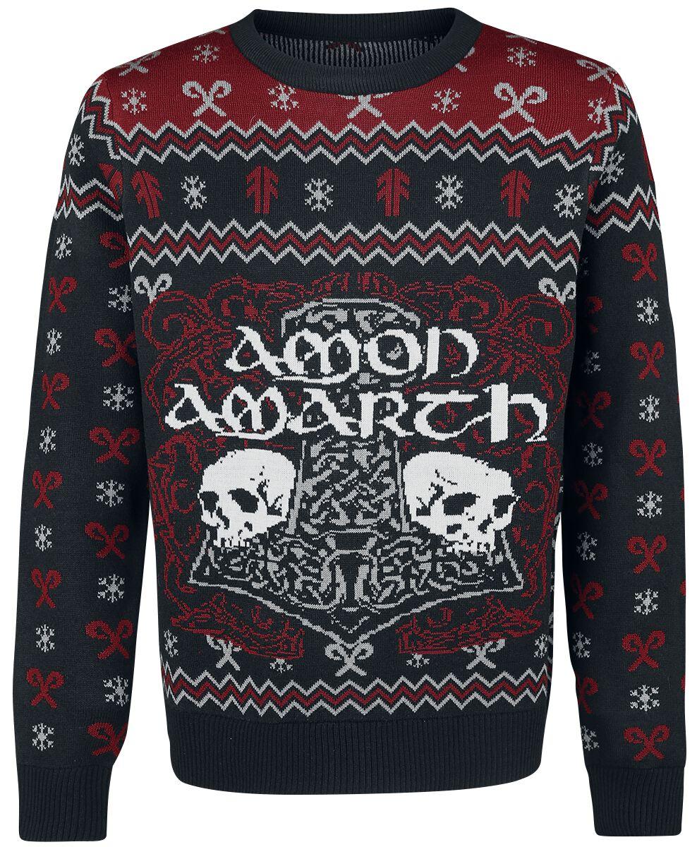 Holiday Sweater 2018   Amon Amarth Weihnachtspullover   EMP
