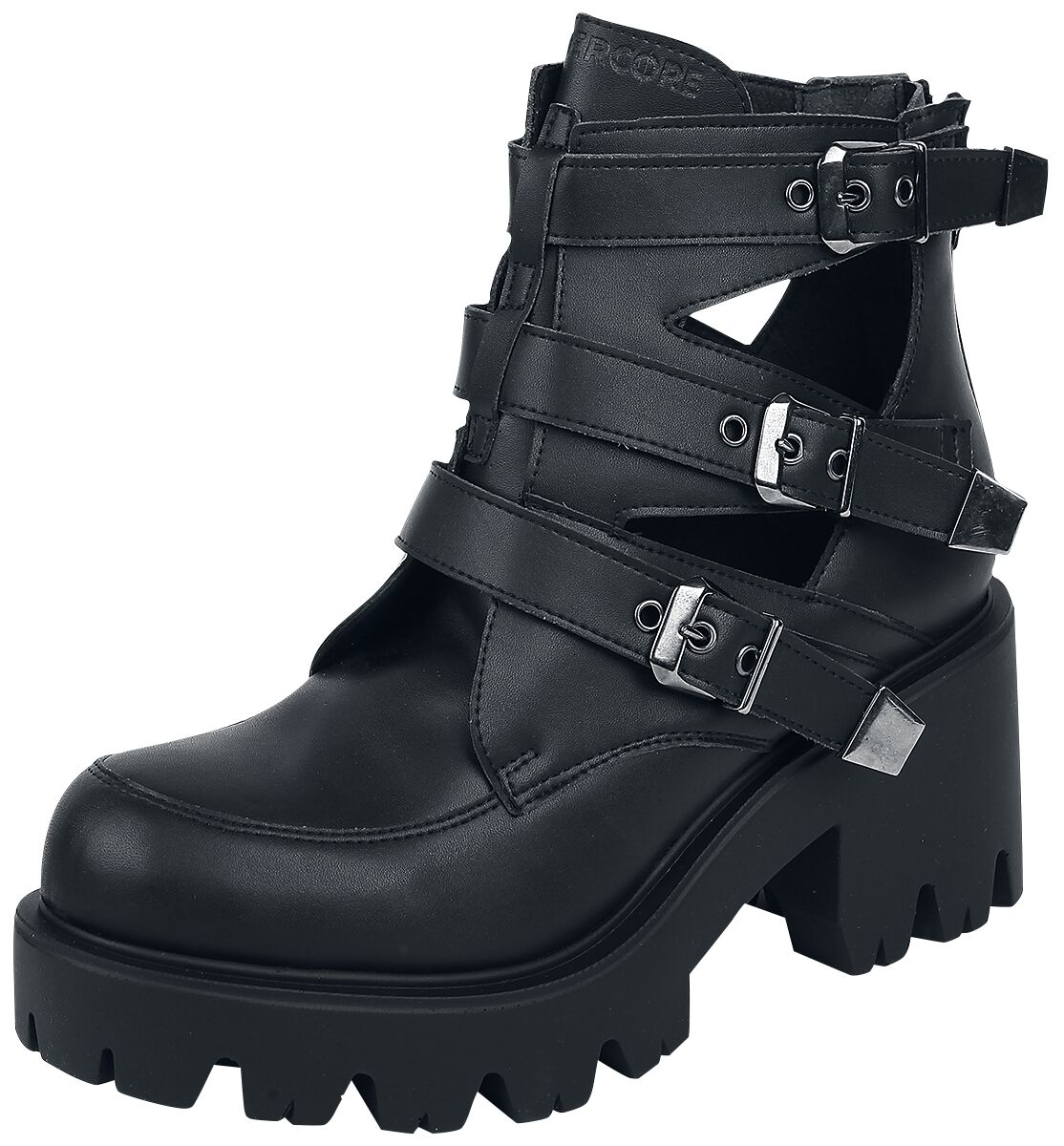 Image of Altercore Randa Vegan Boots schwarz