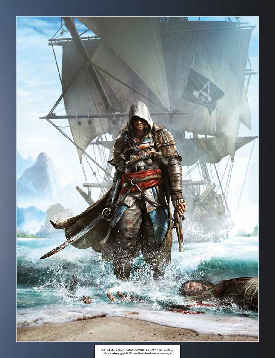 Das Malbuch   Assassin\'s Creed Spielbuch   EMP