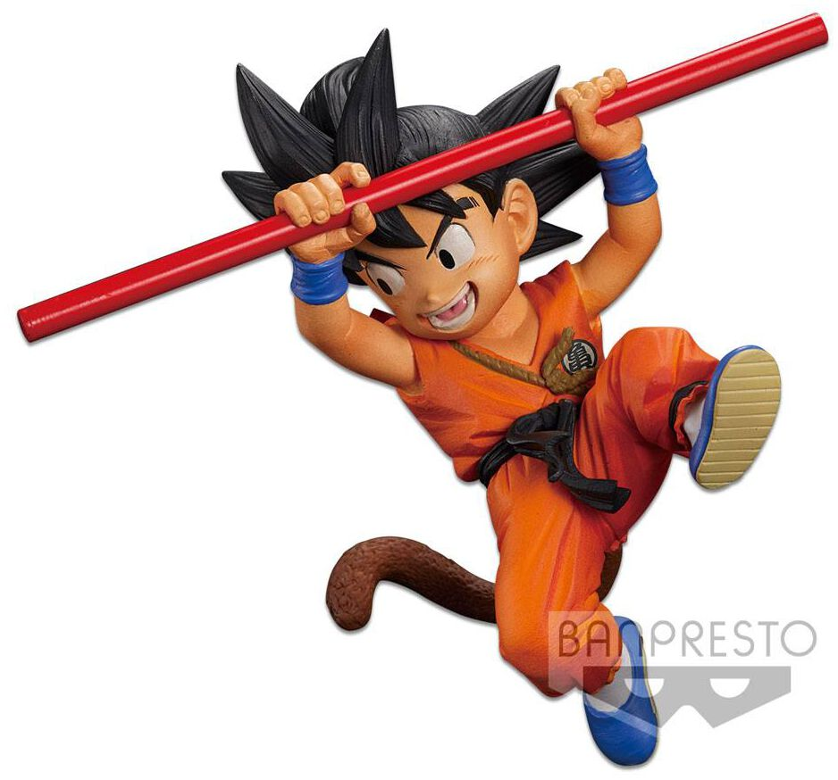 Dragon Ball Z Son Goku Fes - Kids Goku Sammelfiguren multicolor PRZBAO163