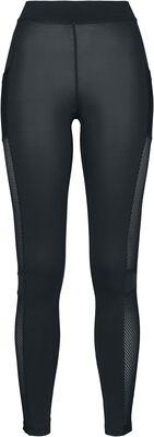 Ladies Mesh Side Stripe Leggings