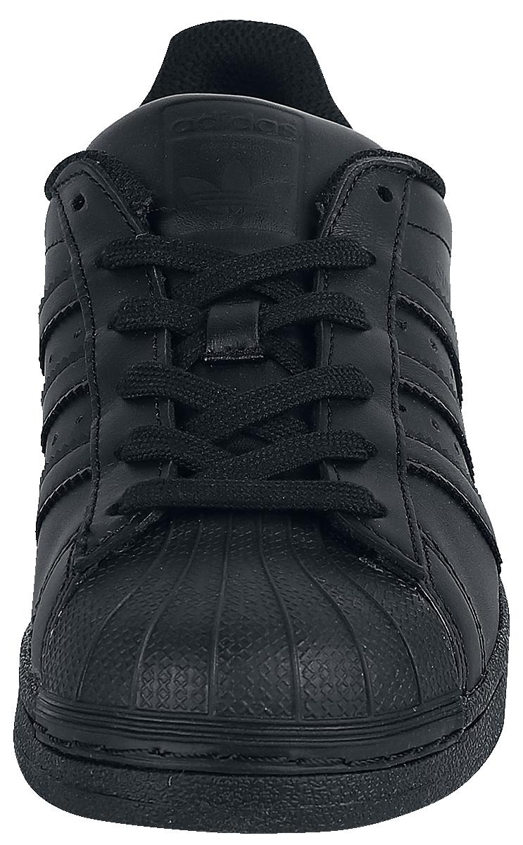Image of Adidas Superstar Foundation Sneaker schwarz/schwarz