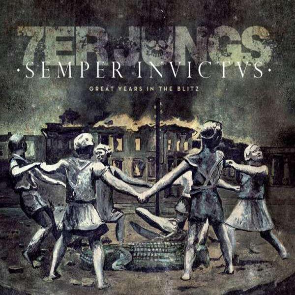 Image of 7er Jungs Semper invictus 2-CD Standard