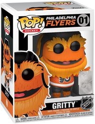 NHL Mascots Philadelphia Flyers - Gritty - Vinyl Figure 01