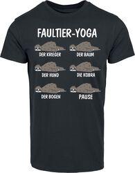 Faultier Yoga