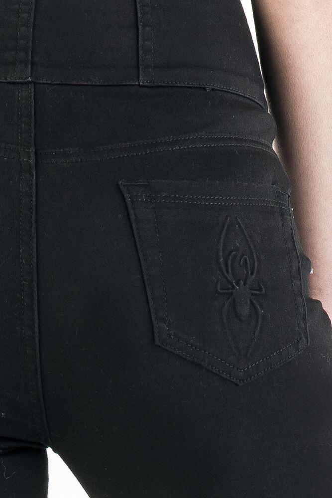 high waist button skarlett slim fit stoffhose jetzt erh ltlich bei emp. Black Bedroom Furniture Sets. Home Design Ideas
