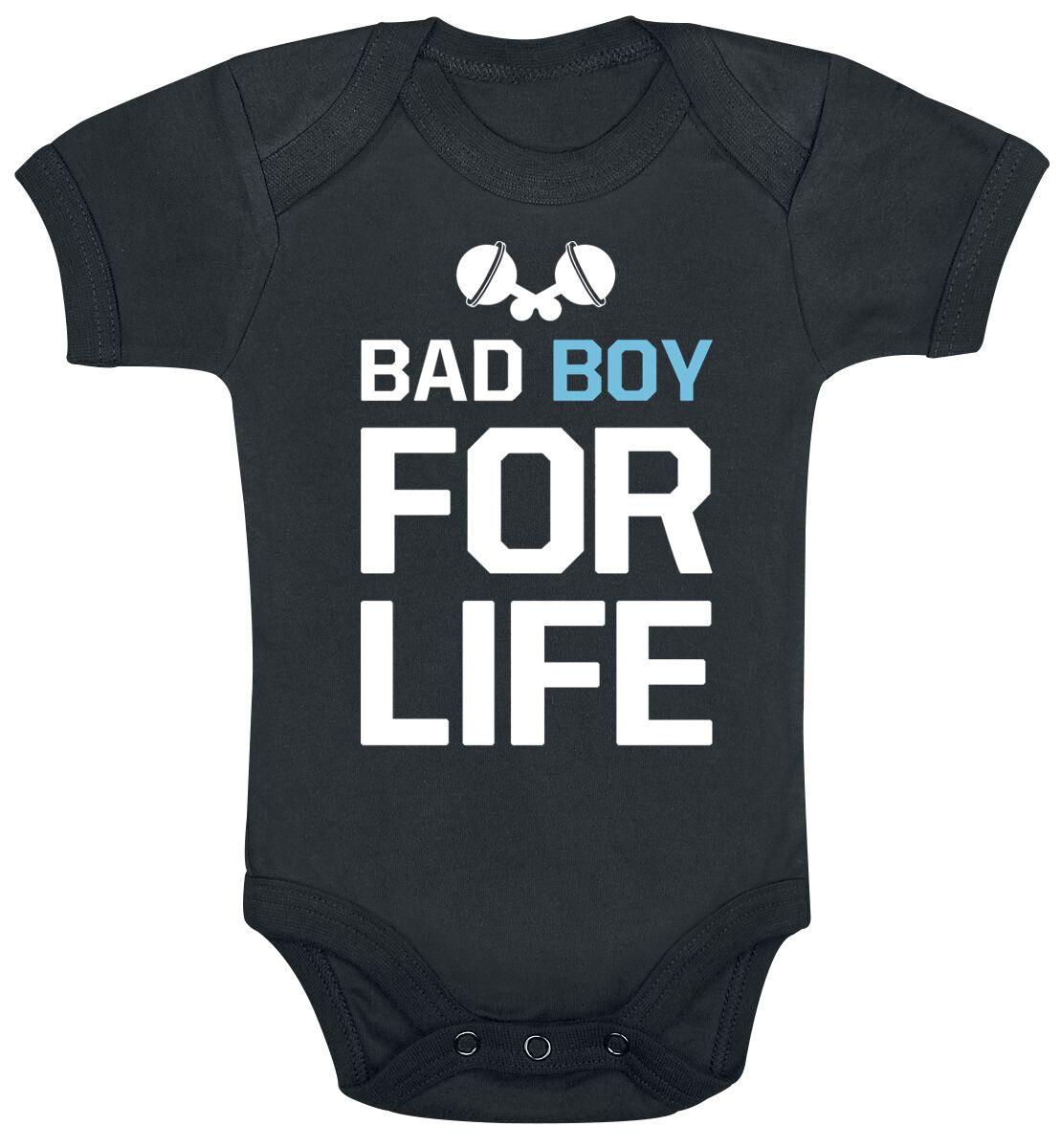 Image of Bad Boy For Life Body schwarz