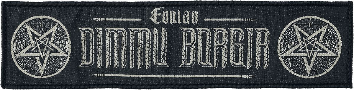Dimmu Borgir  Eonian  Patch  multicolor