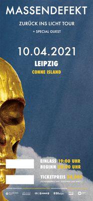 Zurück ins Licht - Leipzig - 10.04.2021 - Conne Island