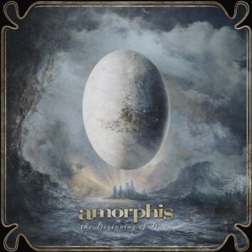 Image of Amorphis The beginning of times CD Standard