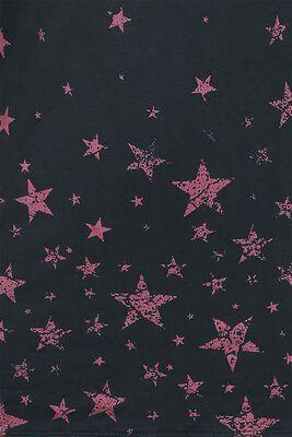 Longsleeve mit Sternenprint