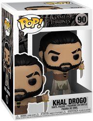Khal Drogo Vinyl Figur 90