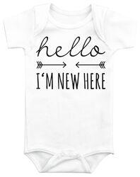 Hello I´m New Here