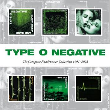 Image of Type O Negative The complete Roadrunner collection 1991-2003 6-CD Standard