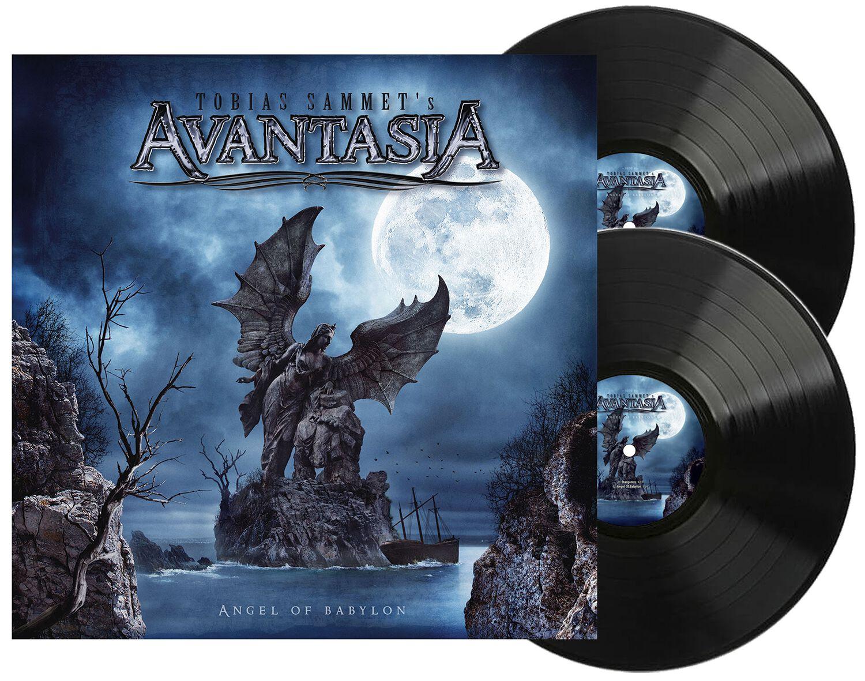 Image of Avantasia Angel Of Babylon 2-LP Standard