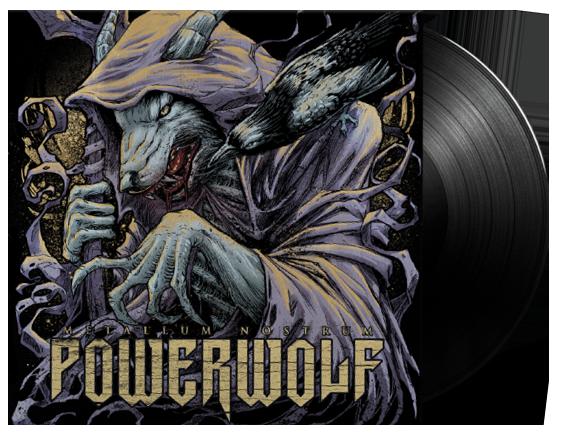 Powerwolf - Metallum Nostrum - LP - multicolor