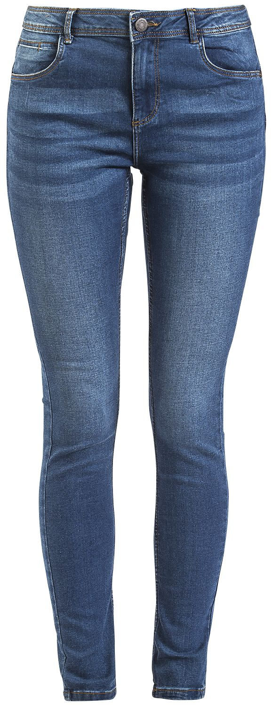 Hosen für Frauen - Noisy May Jen NW Shaper Jeans VI021 Jeans blau  - Onlineshop EMP