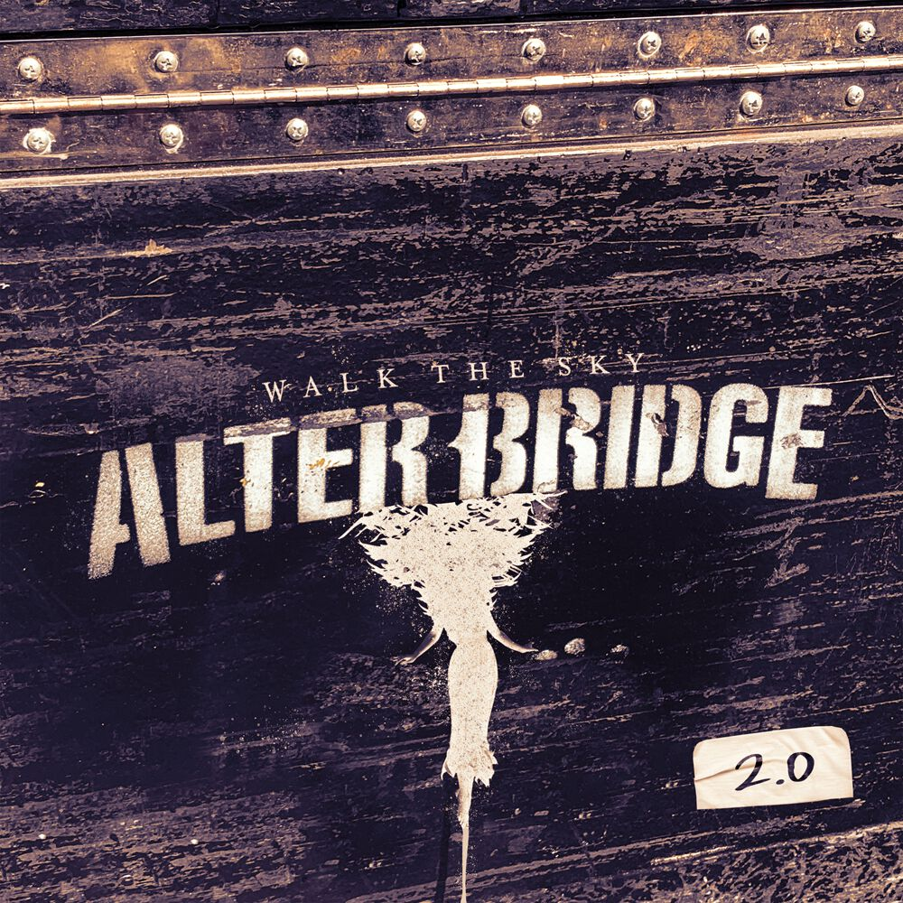 Alter Bridge  Walk the sky 2.0 - EP  EP-CD  Standard