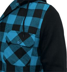 Hooded Checked Flanell