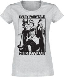 Every Fairytale Needs A Villain