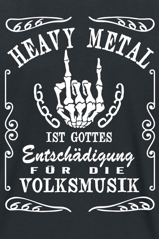Heavy Metal T Shirt Emp