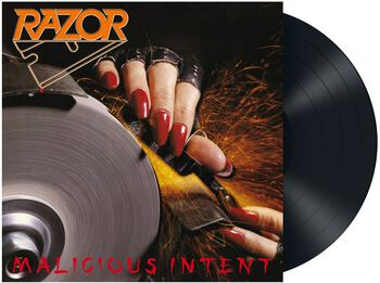 Malicious Intent - Re-Issue