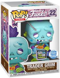 Fantastik Plastik Trader Grim (Funko Shop Europe) Vinyl Figur 22