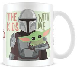 The Mandalorian - The Kids With Me