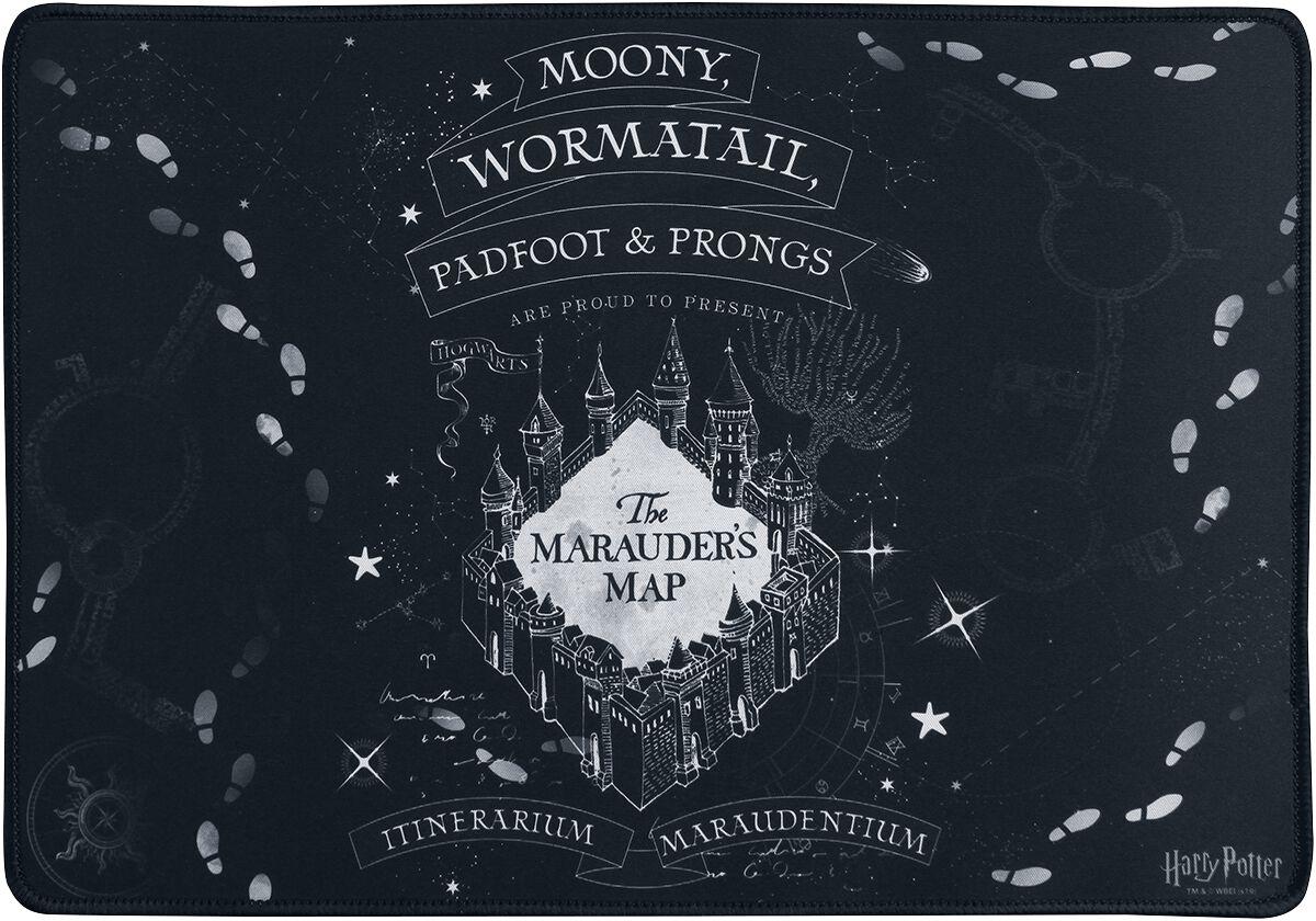 Harry Potter Karte des Rumtreibers - Gaming Mousepad  Mouse-Pad  Standard