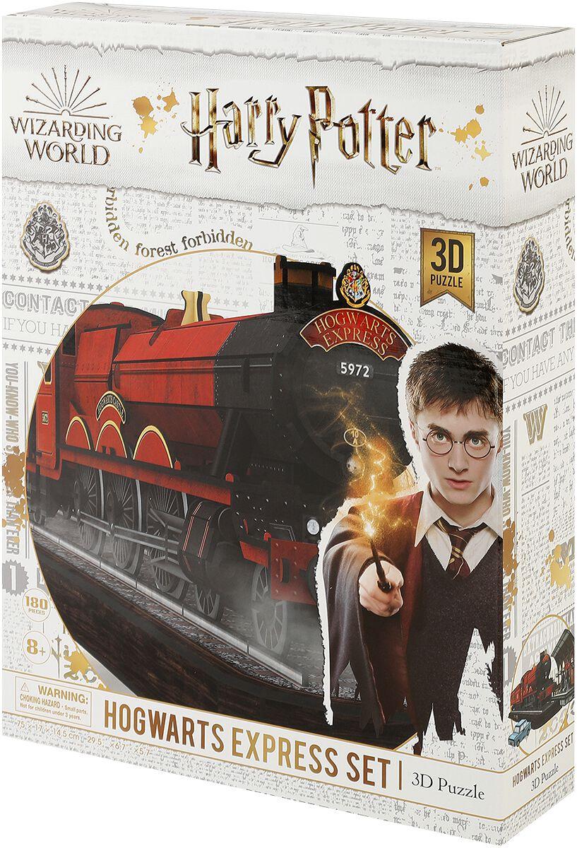 Harry Potter Hogwarts Express (3D Puzzle) Puzzle multicolor CF70824