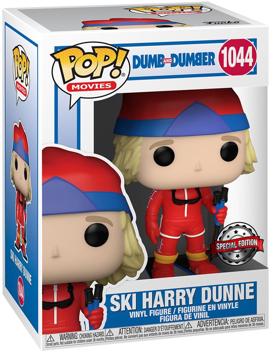Dumm und Dümmer  Ski Harry Dunne Vinyl Figur 1044  Sammelfigur  Standard