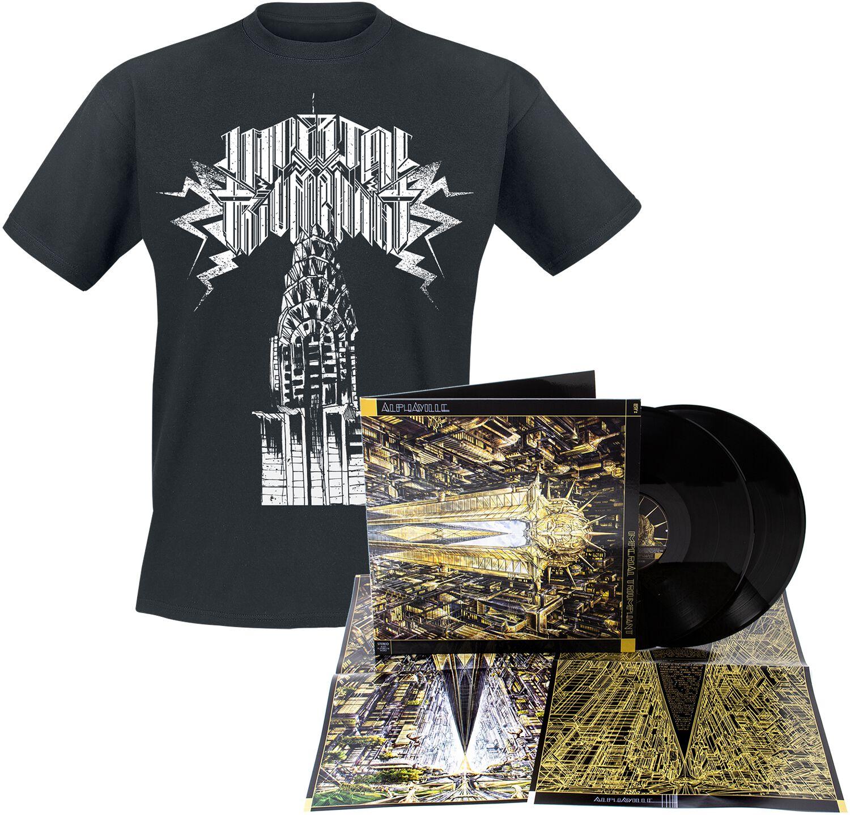 Image of Imperial Triumphant Alphaville 2-LP & T-Shirt Standard