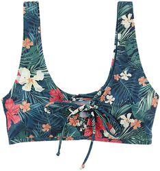 Flower Bikini Oberteil