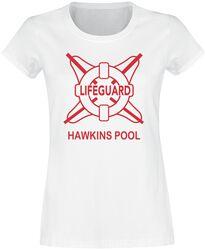 Lifeguard Hawkins Pool