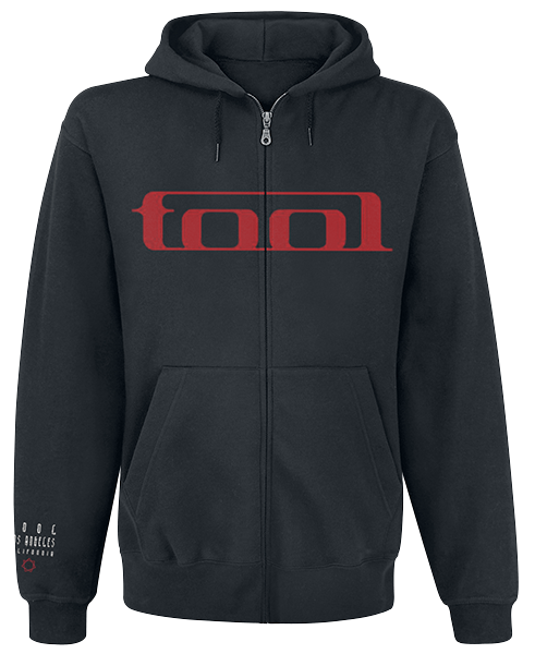 Tool - Undertow - Hooded zip - black image