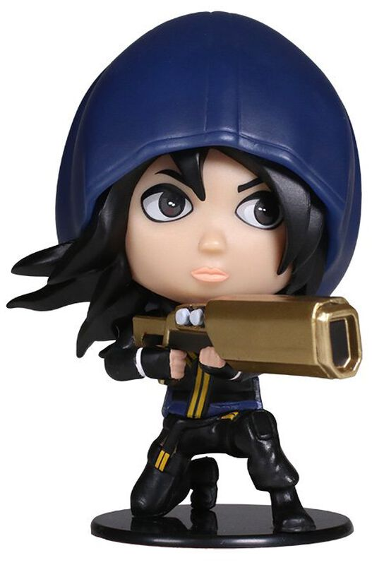 Siege - Six Collection - Hibana Chibi Figur
