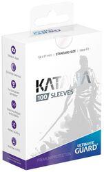 Katana Sleeves - Transparent