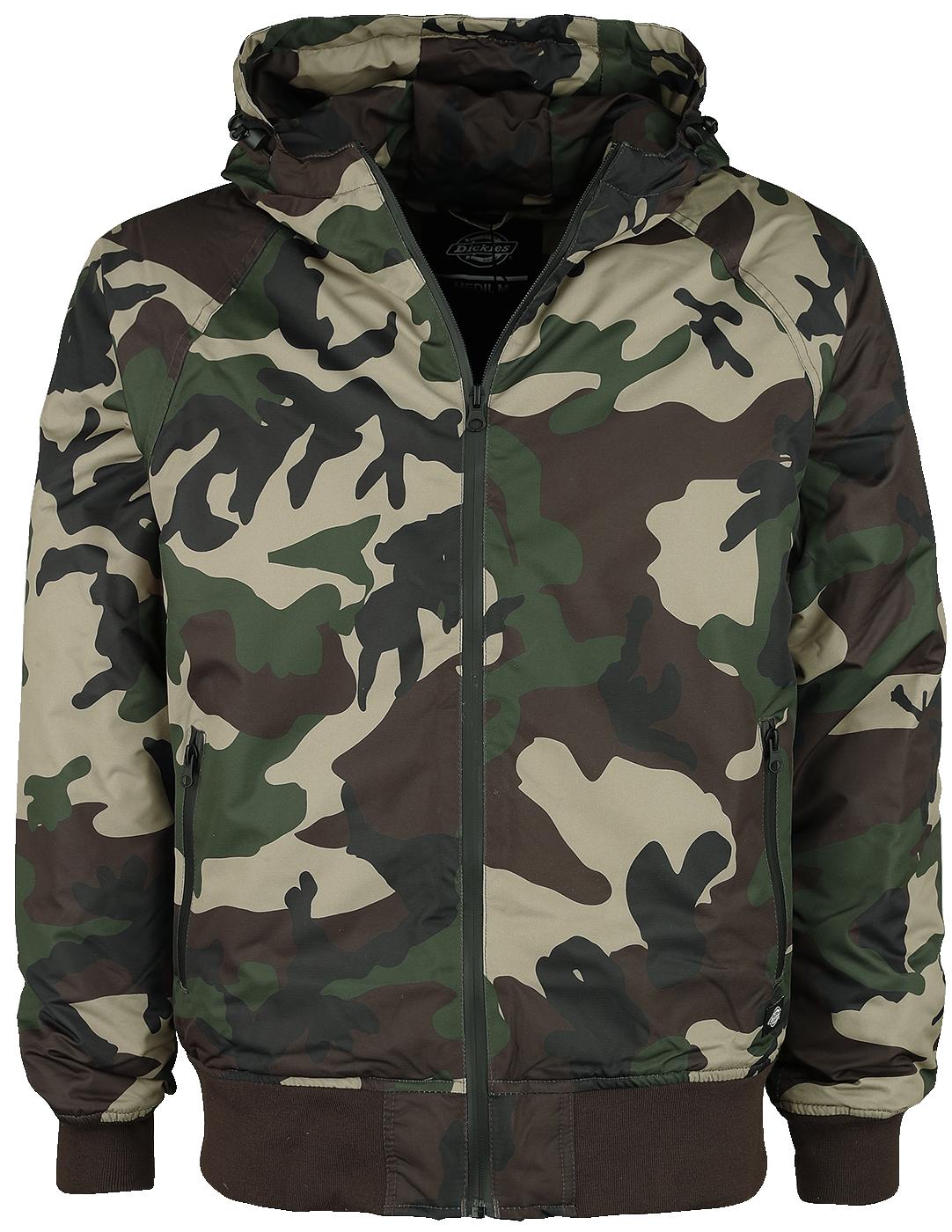 Dickies - Fort Lee - Jacket - camouflage image