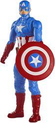 Blast Gear Captain America (Titan Hero Serie)