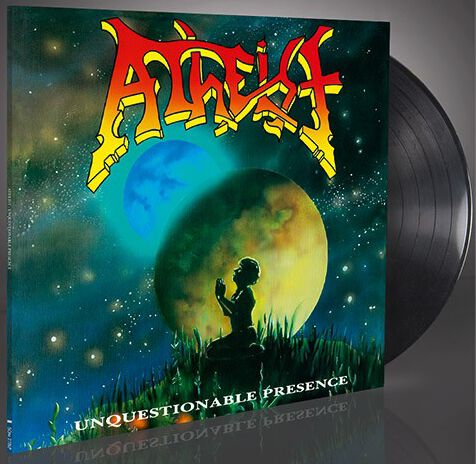 Image of Atheist Unquestionable presence LP Standard