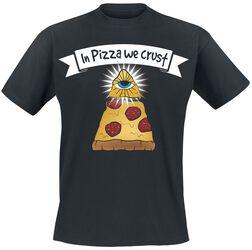 In Pizza We Crust