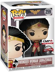 Wonder Woman (Amazonia) Vinyl Figure 259