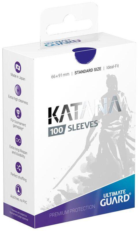 Katana Sleeves - Blau