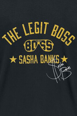 Sasha Banks - The Legit Boss