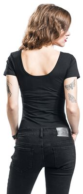 Ladies Stretch Jersey Body