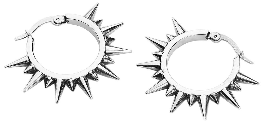 Spiked Silver