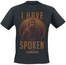 The Mandalorian - I Have Spoken